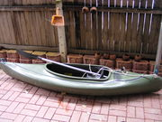 KAYAK. Q Craft Minnow - good condition