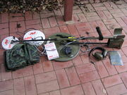 METAL DETECTOR. Minelab SD 2100. Really good condition.