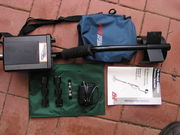 METAL DETECTOR. Musketeer XS Pro. In really good condition.