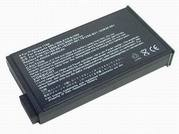 Wholesale Hp nc8000 laptop battery, brand new 4500mAh Only AU $55.02