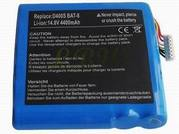 Dell 4e369 laptop batteries, brand new 14.8V 4400mAh Only AU $67.86