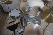 5 piece beginner DCM drum kit