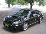 Subaru wrx 2003 my04