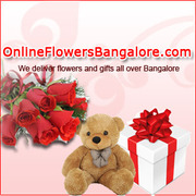 Send astonishing gift hampers on the festive occasion to Bangalore