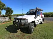Nissan Patrol 101700 miles