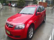 2009 holden 2009 Holden VE Commodore Omega Sports Wagon Red