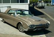 Ford Thunderbird 86692 miles