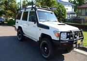 Toyota 2008 2008 Toyota Landcruiser Workmate Manual 4x4