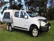 Holden Colorado 2012 Holden Colorado LX RG Auto 4x4 MY13