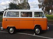1975 volkswagen 1975 Volkswagen Kombi Transporter Campmobile Type