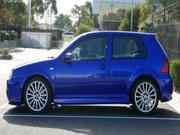 2004 VOLKSWAGEN golf 2004 Volkswagen Golf R32 4th Gen Manual 4MOTION