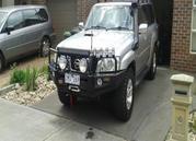 2005 Nissan Patrol 2005 Nissan Patrol ST GU IV Manual 4x4 MY05