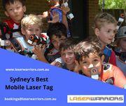 Best Mobile Laser Tag - Sydney